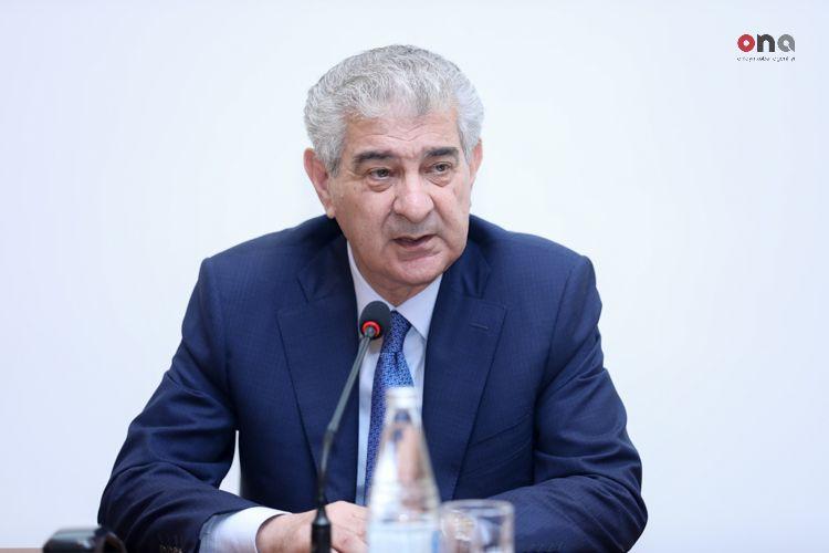 Prezident Əli Əhmədova yeni vəzifə verdi -  Sərəncam