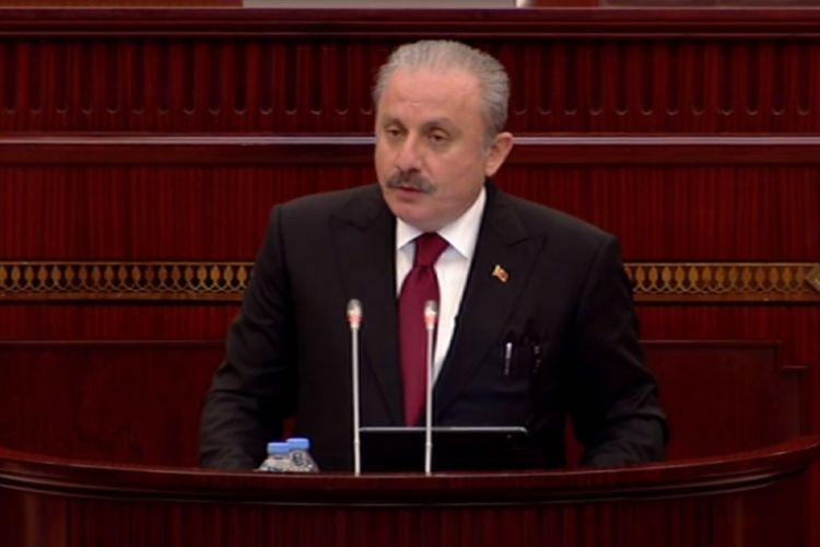 Mustafa Şentop sabah Azərbaycana səfər edəcək