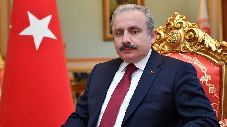 Mustafa Şentopun ortaq türk ordusu ilə bağlı suala cavabı təhrif olunub