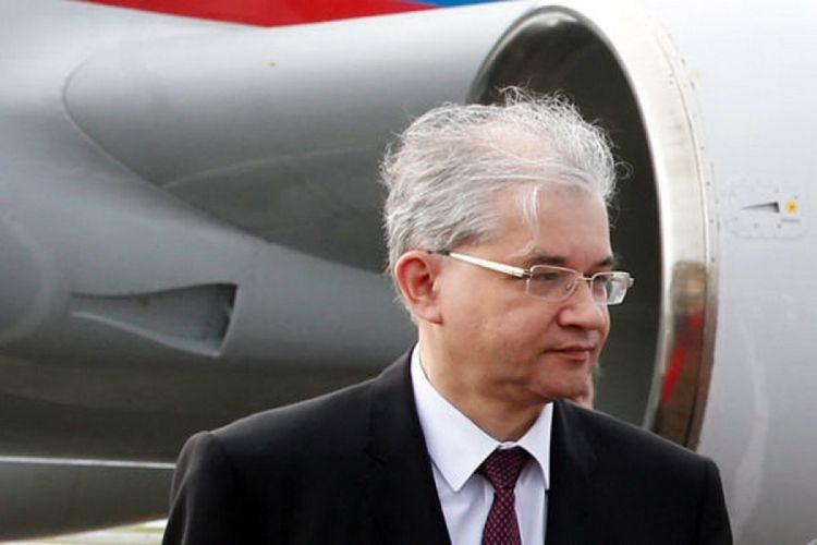 Minsk qrupunun Rusiyadan olan həmsədri dəyişdi