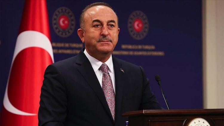 """""""Can Azərbaycanın dəstəyi və qardaşlığı bizə güc verir"""" -  Mövlud Cavuşoğlu"""