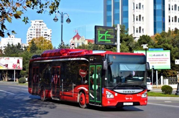 """""""Baku Bus""""ın avtobusu piyadanı vurub öldürdü"""