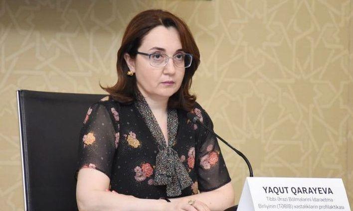 Yaqut Qarayeva ölkədə xəstəxanaların fəaliyyətini tənqid etdi