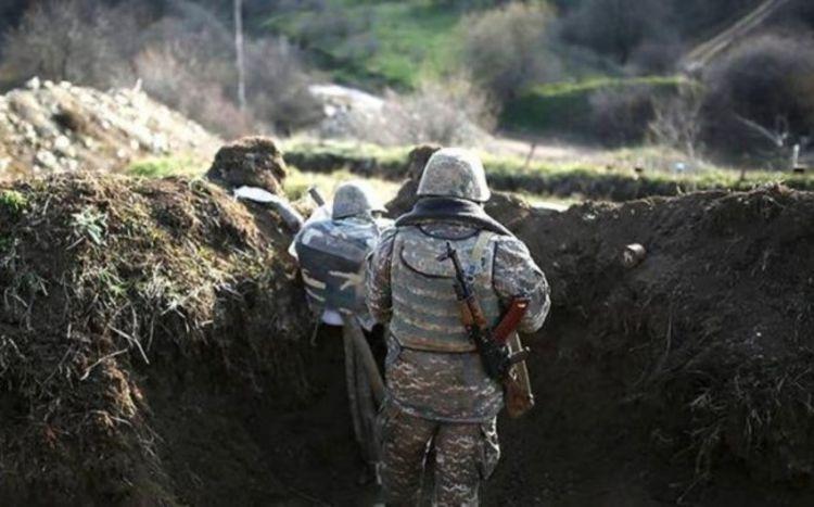 İtkin düşən erməni hərbçilər tapılmır