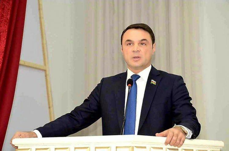 Deputat Eldəniz Səlimov YAP-dan çıxarıldı