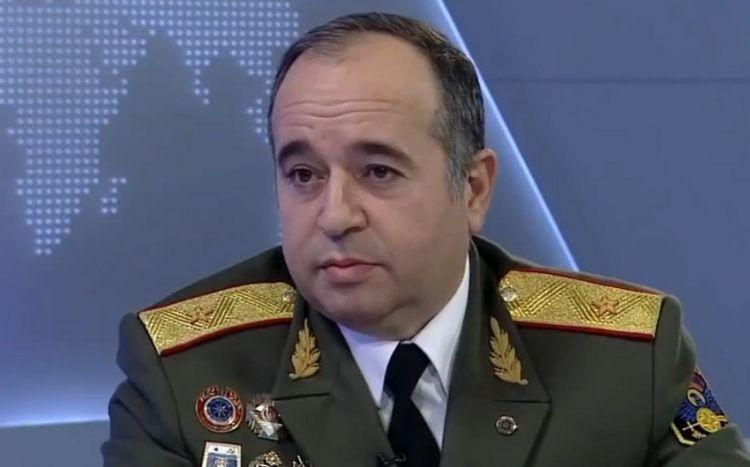 Qovulan general Ermənistanın yeni müdafiə naziri təyin edildi