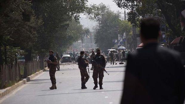 Əfqanıstan müdafiə nazirinin evinə hücum:  4 silahlı öldürülüb - VİDEO