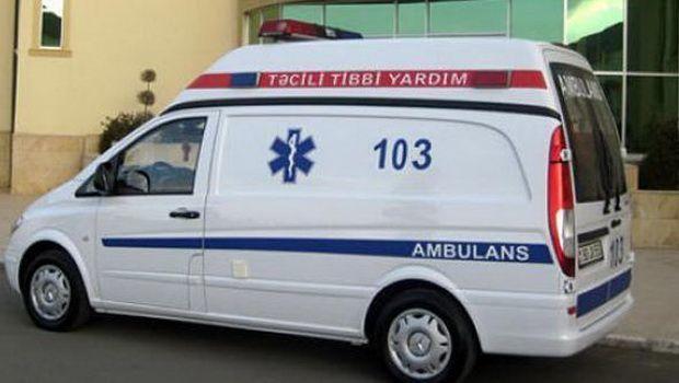 """""""Maşın bazarı""""nda baş verən partlayışda xəsarət alan polis kapitanı ölüb - FOTO - VİDEO"""