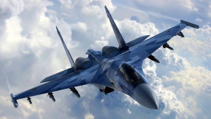 Qara dənizdə insident: NATO qırıcıları rus təyyarəsinin qarşısını aldı -  FOTO