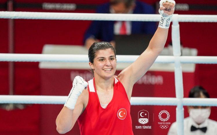 Tokio-2020:  Türkiyə ikinci qızıl medalını qazandı