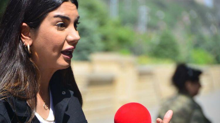 Fulya Öztürkün azərbaycanlı yanğınsöndürənlərlə bağlı çıxışı rekord qırdı