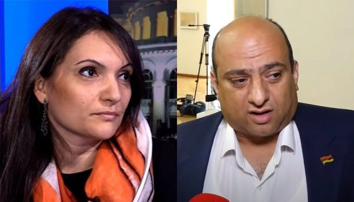 """""""İrəvan tədricən Bakının sərhəd maraqlarını təmin edir""""-  Aqababyan"""
