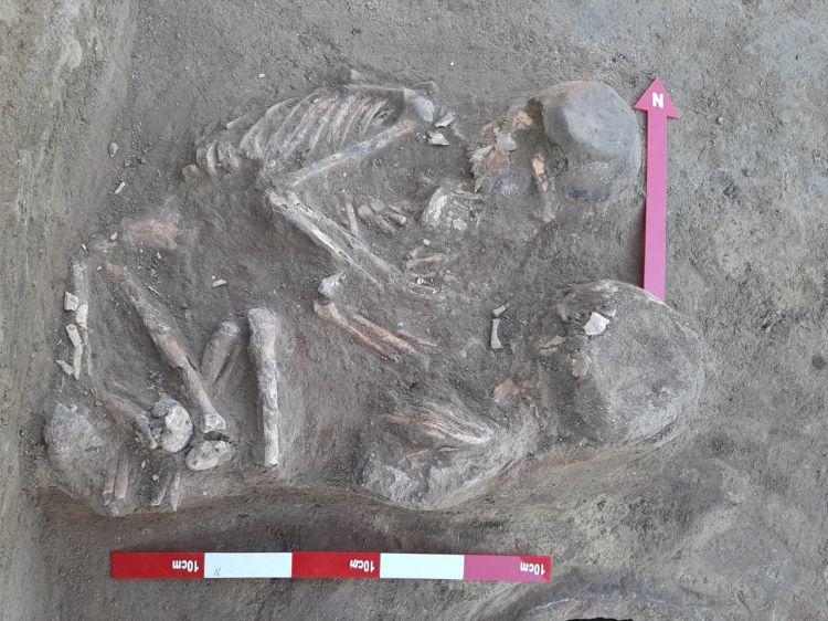 Lələtəpə neolit dövrü yaşayış yerində yeni tapıntılar