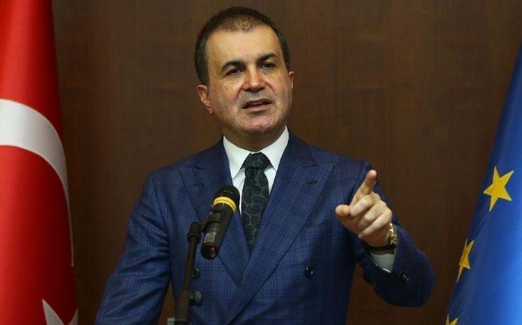 """""""Türkiyə bir qaçqını belə qəbul etməyəcək"""" -  Ömər Çelik"""