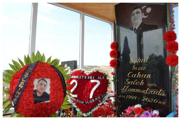 İsmayıllıda Vətən müharibəsi şəhidinin doğum günü qeyd olunub –  FOTO