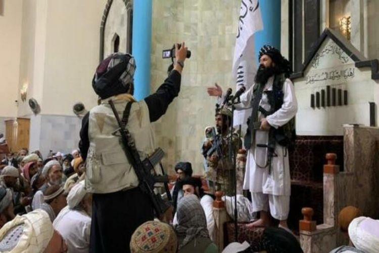 """""""Taliban"""" Əfqanıstandan dollar və əntiq əşyaların ixracını qadağan edib"""