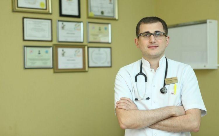 Baş pediatr peyvəndlə bağlı  valideynlərə çağırış etdi