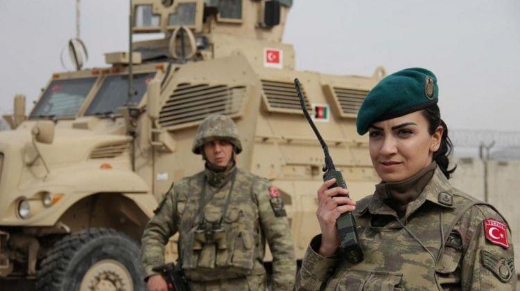 Türkiyə hərbçilərinin Əfqanıstandan çıxarılmasına başlanılıb