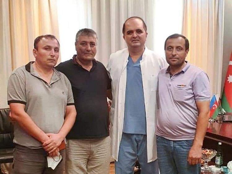 Deputat şəhid atasını ürəyindən əməliyyat etdi -  FOTO
