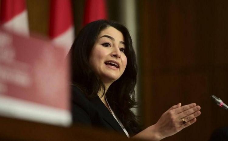 """Kanada naziri """"talibançılar""""ı """"qardaşlar"""" adlandırıb -  VİDEO"""