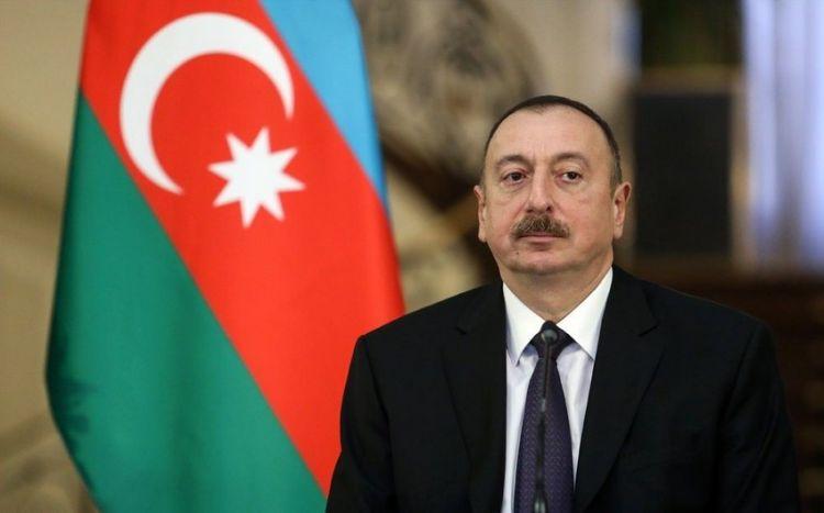 İlham Əliyev Moldova Prezidentinə məktub göndərdi