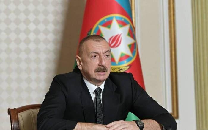 """İlham Əliyev:  """"Siyasətimizin əsas istiqamətlərindən biri..."""""""