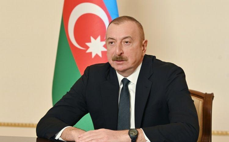 """Prezident:  """"Xalqımıza iki böyük zərbə vuruldu..."""""""