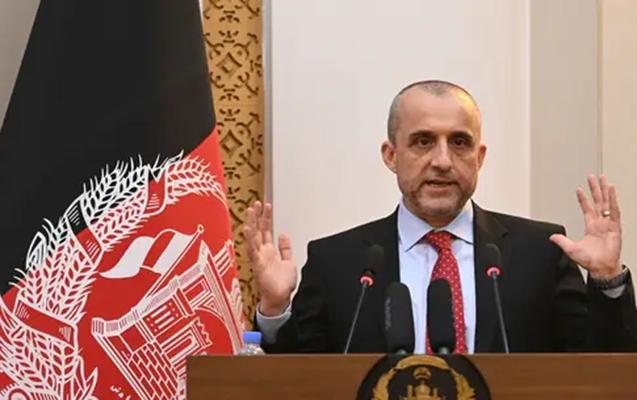 """""""Taliban""""ın İŞİD-lə əlaqəsi var - Əmrullah Saleh"""