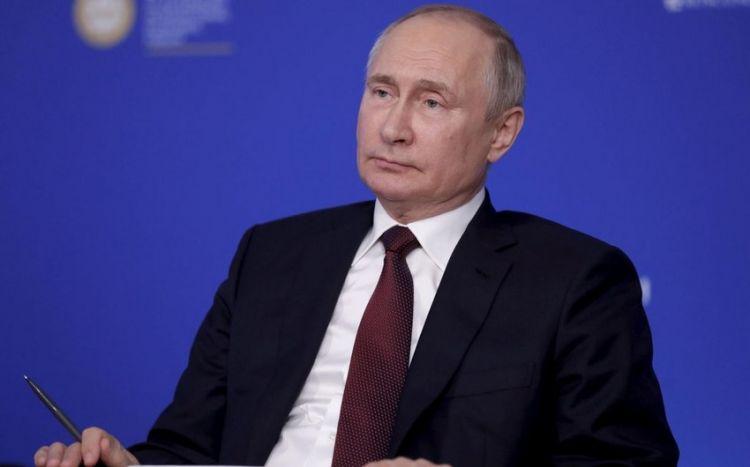 Putin iclasda Əfqanıstanı müzakirə etdi