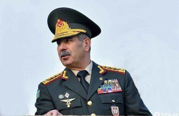 Zakir Həsənov qazaxıstanlı həmkarına başsağlığı verdi