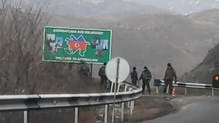 Azərbaycan Gorus-Qafan yolunu açdı