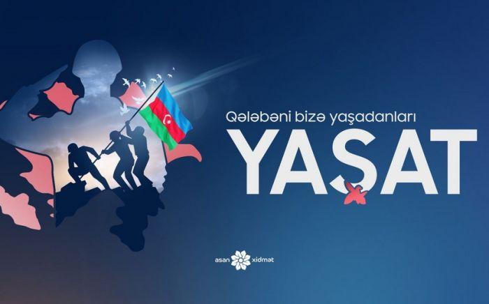 """""""YAŞAT"""" Fonduna daxil olan vəsait açıqlandı"""