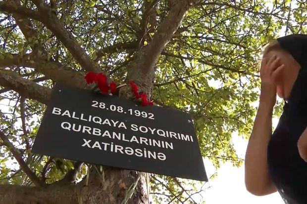 Ballıqaya faciəsinin ildönümü ilə əlaqədar film hazırlandı -  VİDEO