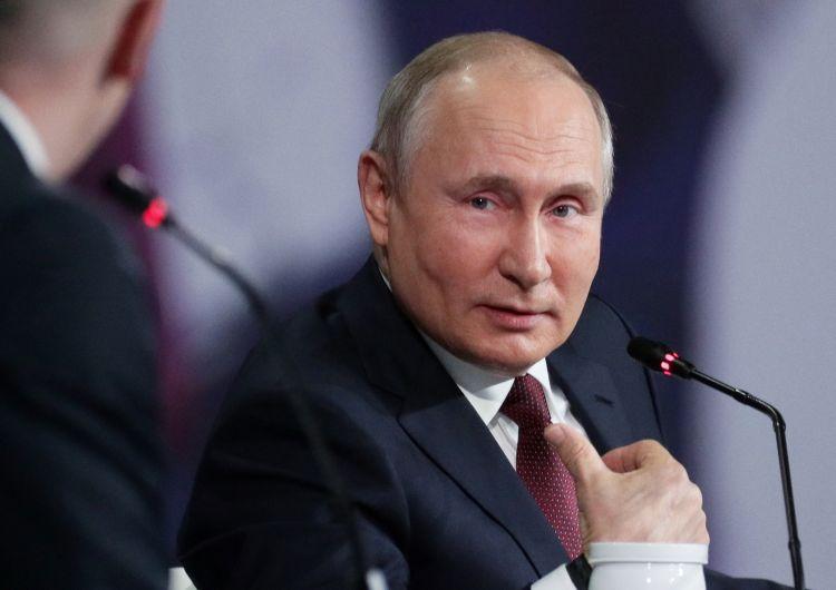 Vaksin vurduran Putin vəziyyəti haqda danışıb