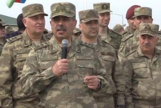 General Türkiyəyə səfərdən sonra  Orduya bu əmri verdi