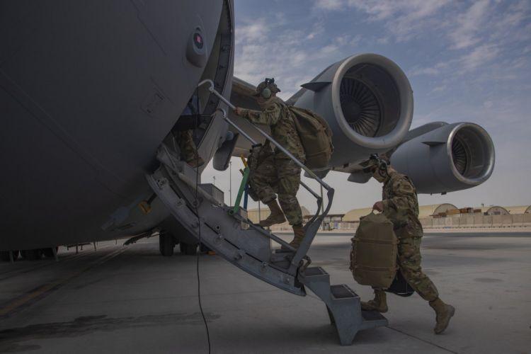 Britaniya Əfqanıstanda terrorçuların hədəflərinə hava zərbələri endirməyə hazır olduğunu bildirib