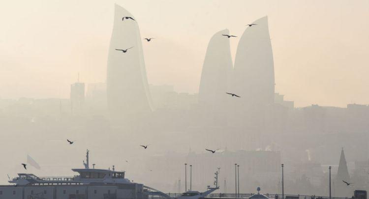 Bakıda hava niyə dumanlıdı?