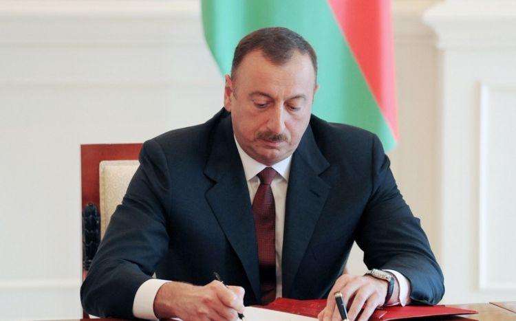 Prezident Dövlət Agentliyinə 6,4 milyon manat ayırdı