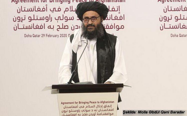 """""""Taliban""""a kimlər liderlik edir?"""