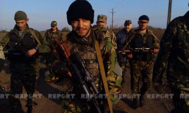 Ukraynada məşhur 7 nəfərdən biri olan azərbaycanlı snayper -  Milli Qəhrəman İbad Hüseynovla hansı əlaqəsi var? - VİDEO
