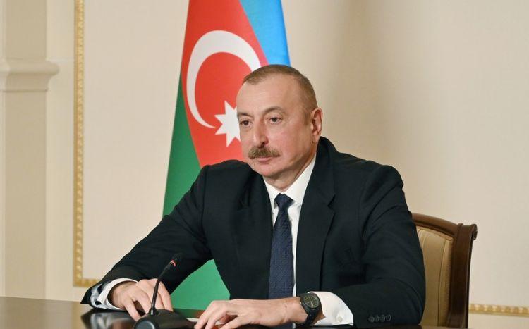Prezident Azərbaycanın yəhudi icmasını təbrik edib