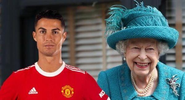 Kraliça Ronaldodan imzalı köynək istədi