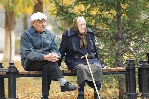 Orta pensiya:  Azərbaycan və başqaları