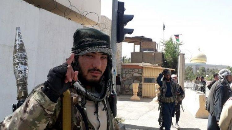 Taliban Pəncşirdə mərkəzi rayonu ələ keçirdi