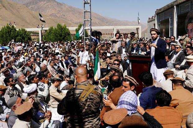 """Əhməd Məsud:  """"Taliban""""a qarşı müqavimət heç vaxt bitməyəcək"""""""