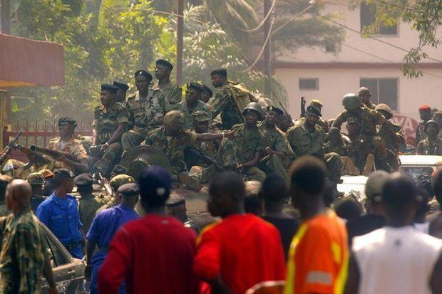 Qvineyada dövlət çevrilişi baş verib -  YENİLƏNİB+VİDEO