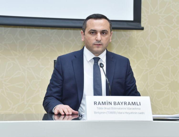 TƏBİB sədri Ramin Bayramlıya ağır itki -  Koronavirusdan öldü...