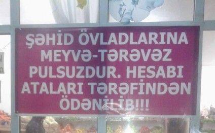 """""""Şəhid olsaydım, heç vaxt istəməzdim ki, övladım dönər dilənsin"""" -  Qarabağ qazisi"""