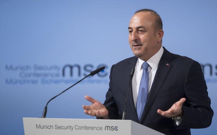 """""""Taliban""""ı tanımağa tələsmək lazım deyil"""" -  Çavuşoğlu"""