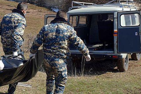Füzuli ərazisində 2 erməninin meyiti aşkarlandı